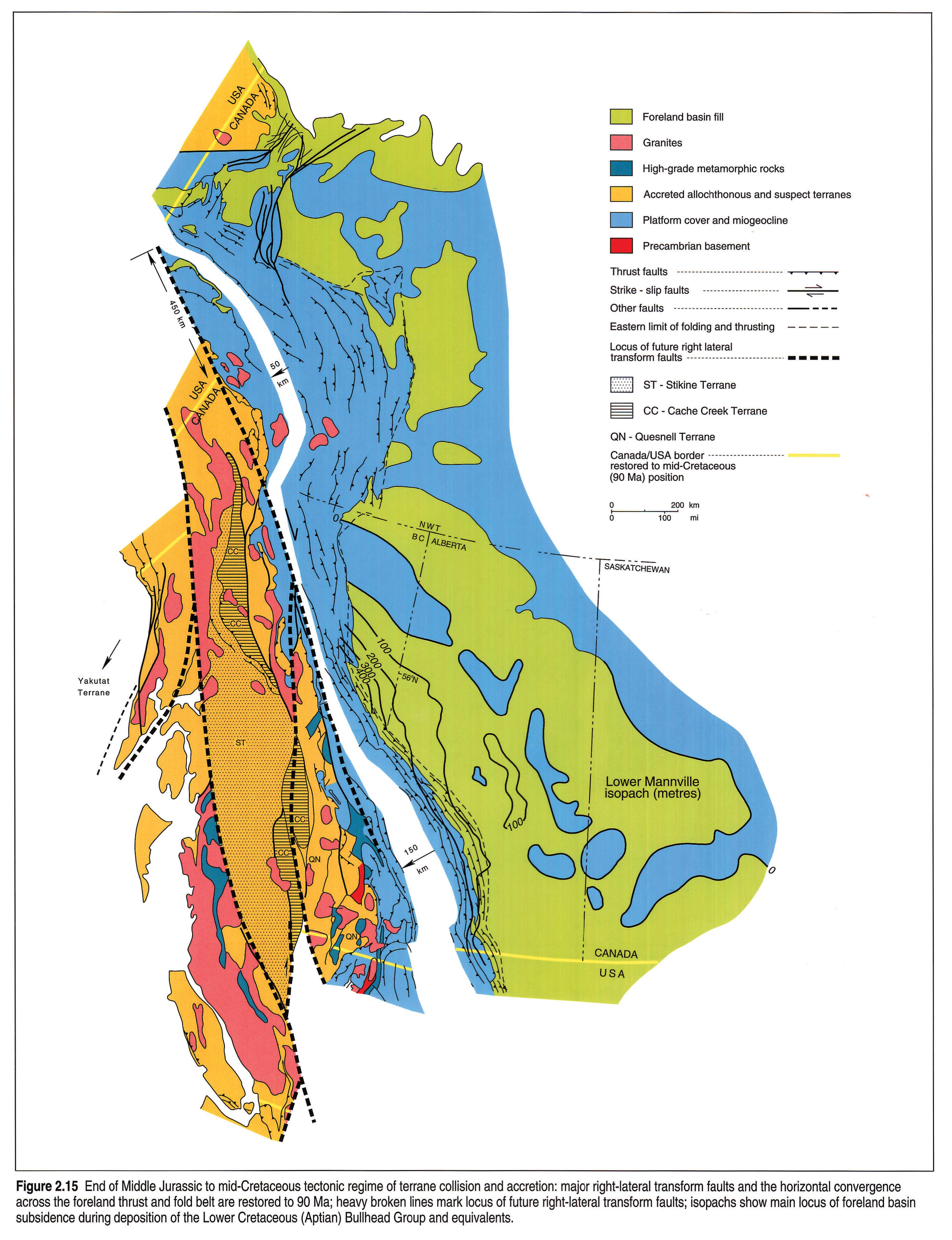Chapter 2 - Cordilleran Tectonics