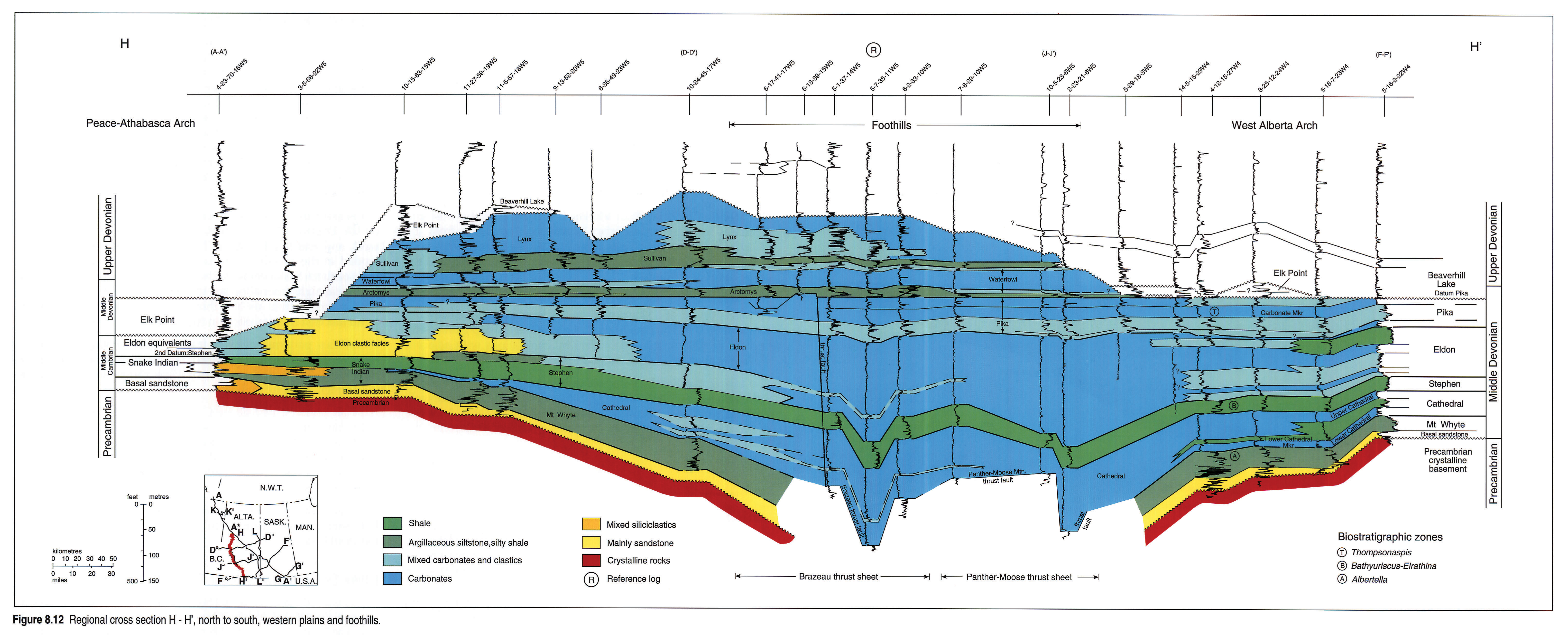 Chapter 8 Middle Cambrian To Lower Ordovician Strata