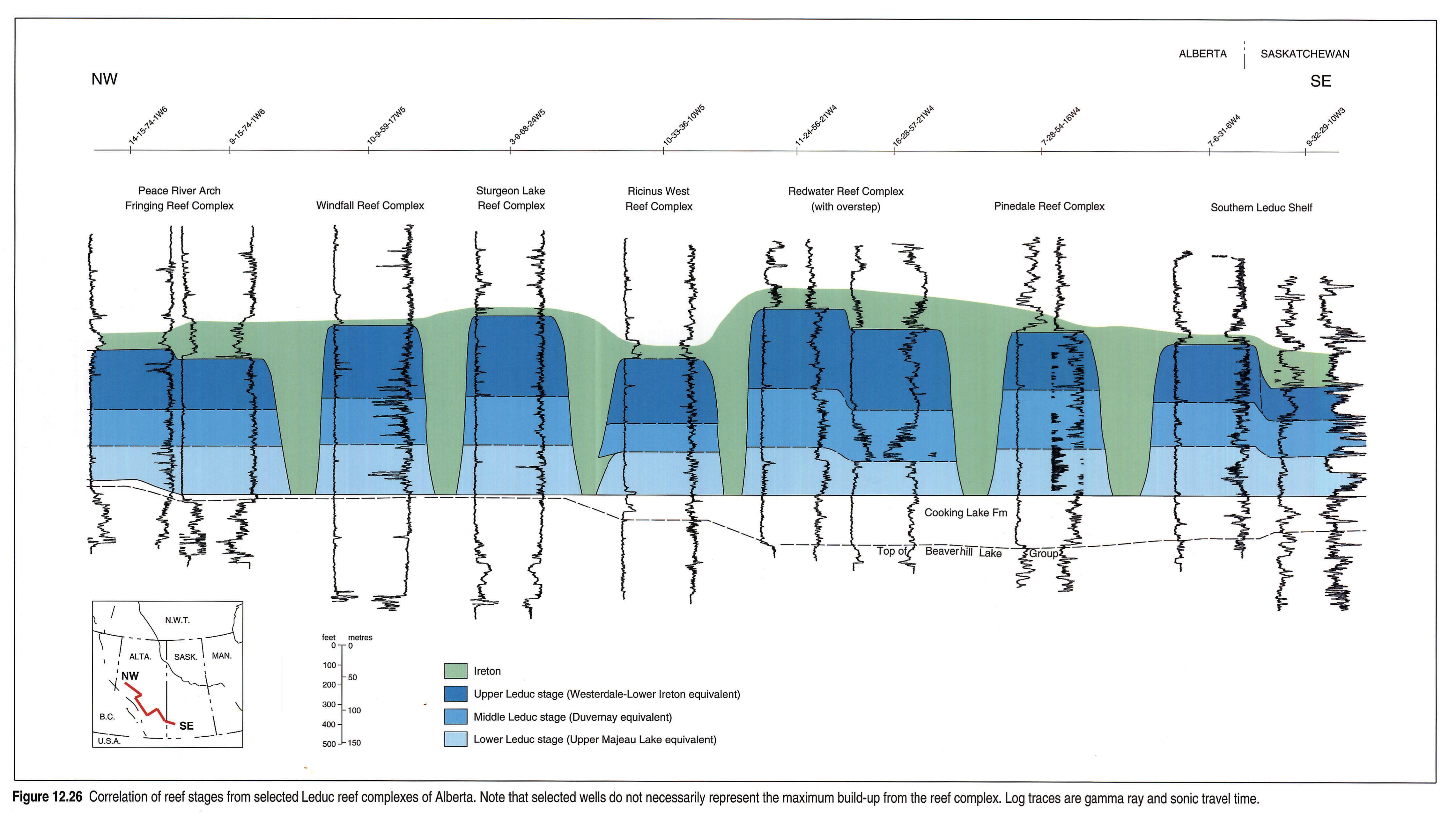 Chapter 12 - Devonian Woodbend-Winterburn Strata