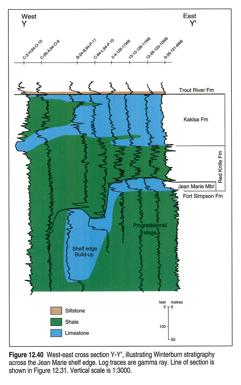 Chapter 12 - Devonian Woodbend-Winterburn Strata on
