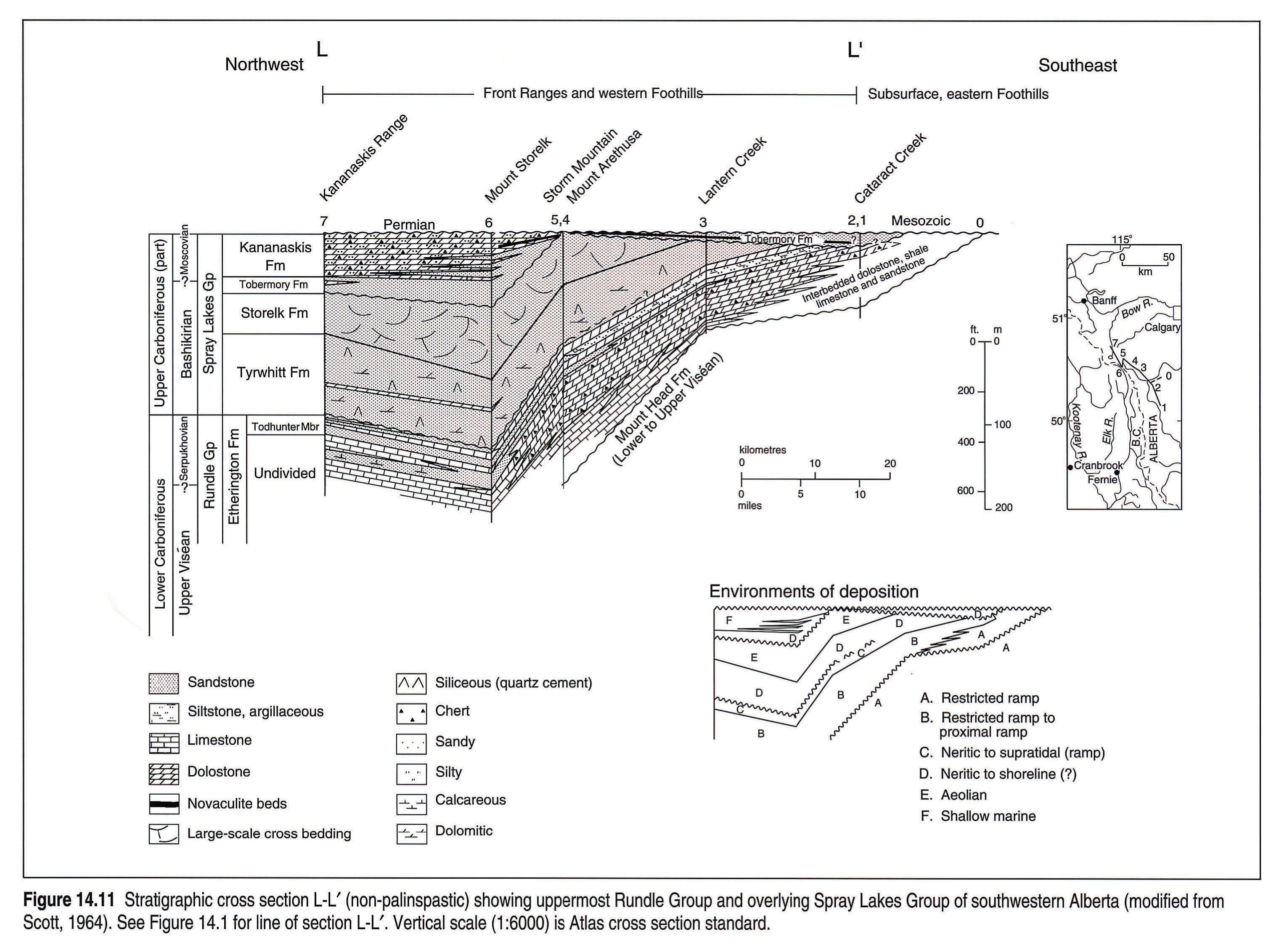 Chapter 14 carboniferous strata the culmination of this event resulted in the unconformity below the overlying upper bashkirian to lower moscovian tobermory formation pooptronica Images