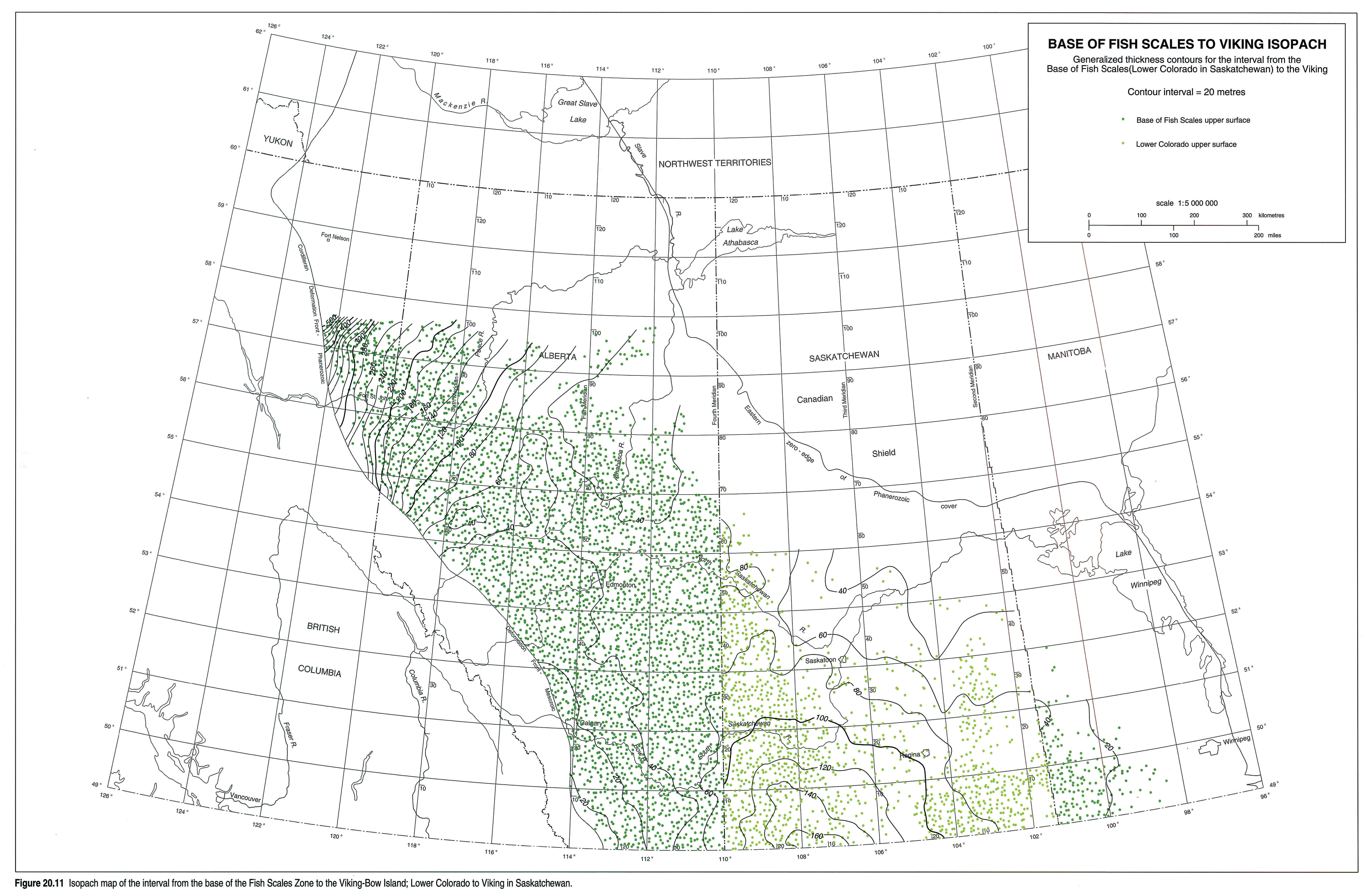 Chapter 20  Cretaceous ColoradoAlberta Group